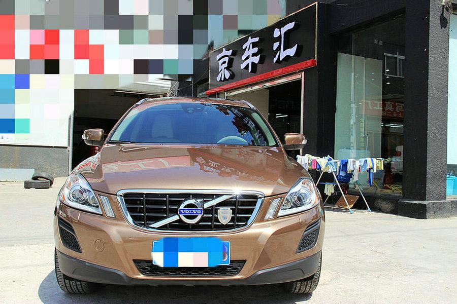 京车汇沃尔沃xc60汽车贴膜高清图片