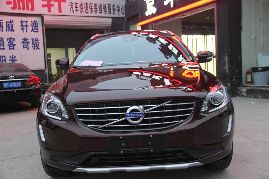 京车汇 沃尔沃xc60汽车贴膜高清图片