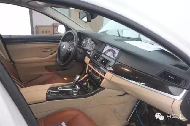 京车汇宝马5系清洗汽车空调系统还您健康车生活
